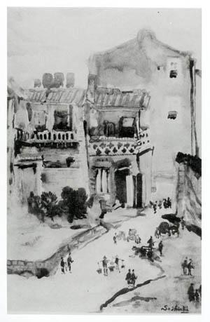 【名單之後】蘇振輝與藝術家們眼中的大稻埕「裏町」之景