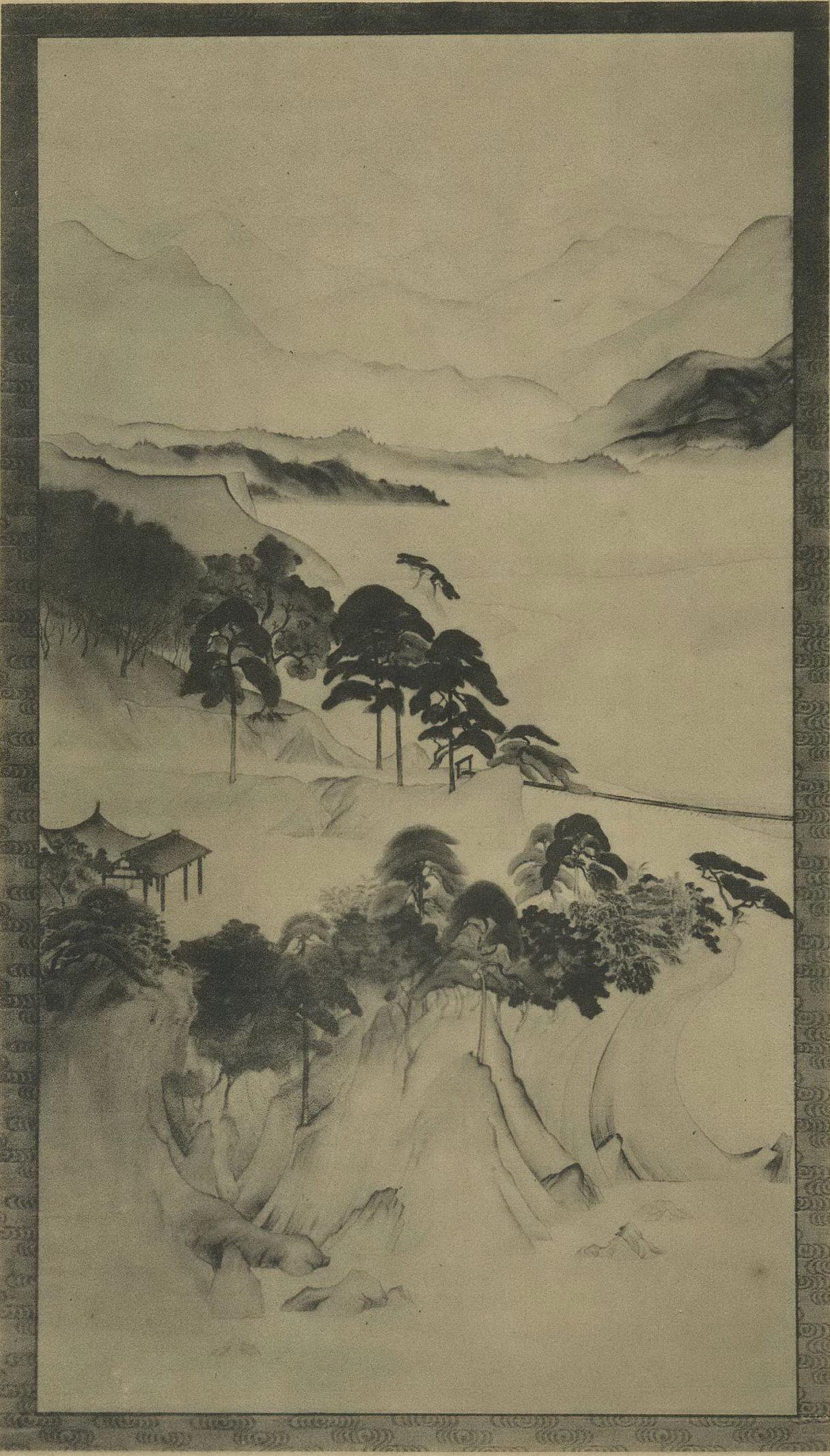 【名單之後】徐清蓮的臺展作品與林玉書〈畫中八仙歌〉