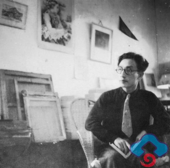 【名單之後】出身新竹北埔姜家的—鄧騰駿與他的兩幅府展入選作品