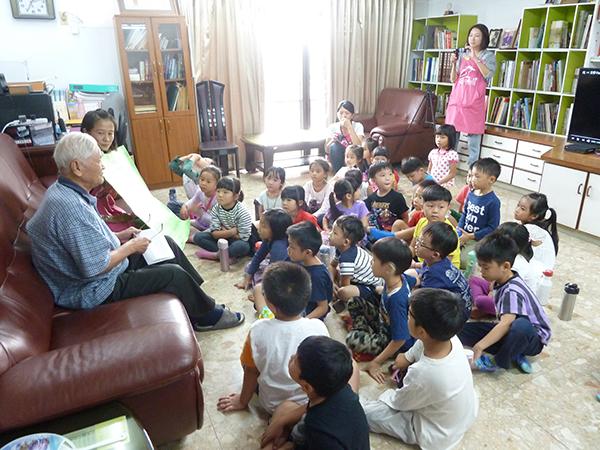 【活動】【活動紀實】雨果幼兒園熊熊班小朋友來訪陳澄波文化基金會