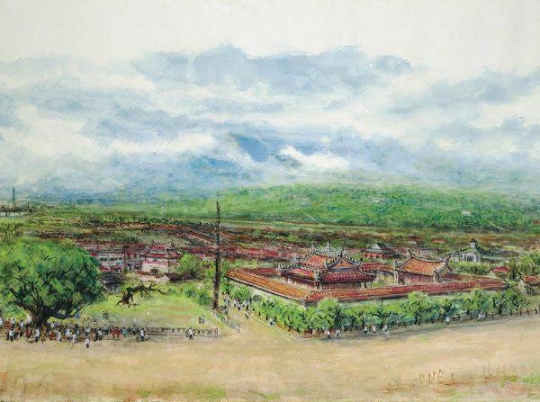 【名單之後】洗練出新竹州一方風景的李澤藩