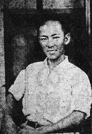 【名單之後】豆腐店裡的少年畫家——後藤俊